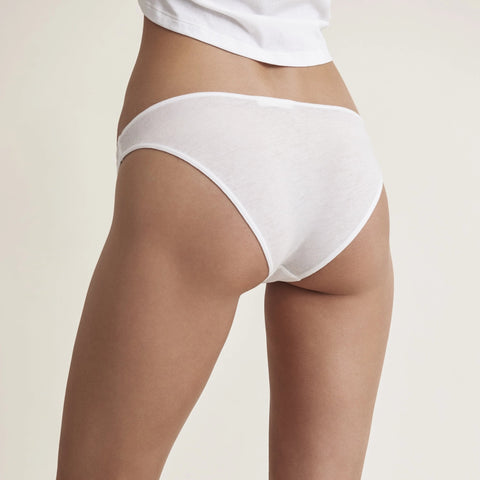 Skin: Organic Cotton Bikini Brief - Basics