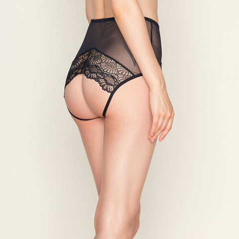 Only Hearts: Whisper Sweet Nothings High-Waisted Brief