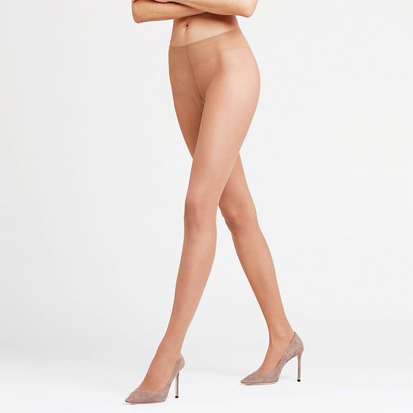 Falke: Fonde de Poudre Sheer Tights - Powder
