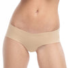 Commando: Seamless Boyshort Brief - True Nude