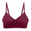 Miel: Nana Wireless Bra - Grape
