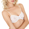 Only Hearts: Whisper Underwire Bra - White