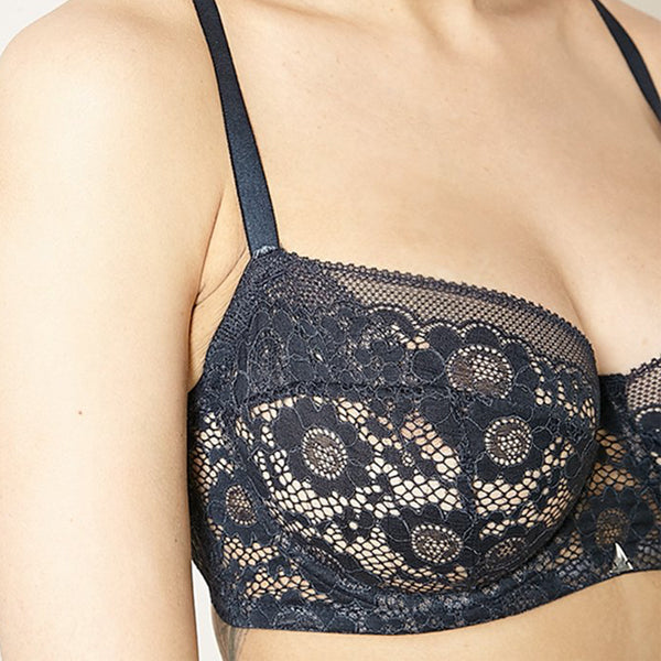 Beija London: Forecast Z Full Bra - Petrol
