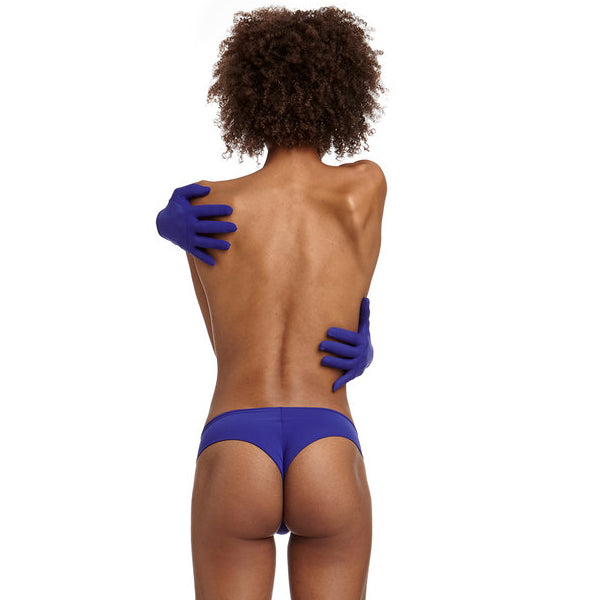 DSTM: Shaped Thong - Yves Klein Blue
