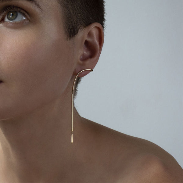 Annika Inez: Fragment Earrings