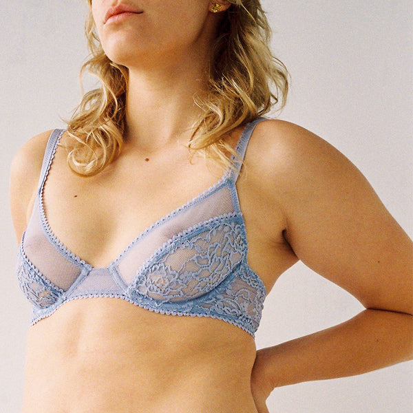 Lonely: Kiki Underwire Bra - Vista