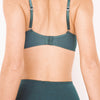 Lonely: Odette High-Waisted Brief - Spruce