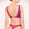 Marika Vera: Patricia Wireless Sporty Bra - Fuchsia