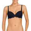 Stella McCartney: Stella Smooth Lace Contour Plunge Bra
