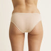 Skin: Organic Cotton Boyshort Brief - Basics