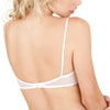 Only Hearts: Whisper Mesh Bra - White