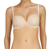 Stella McCartney: Stella Smooth Strapless Bra - Light Rose