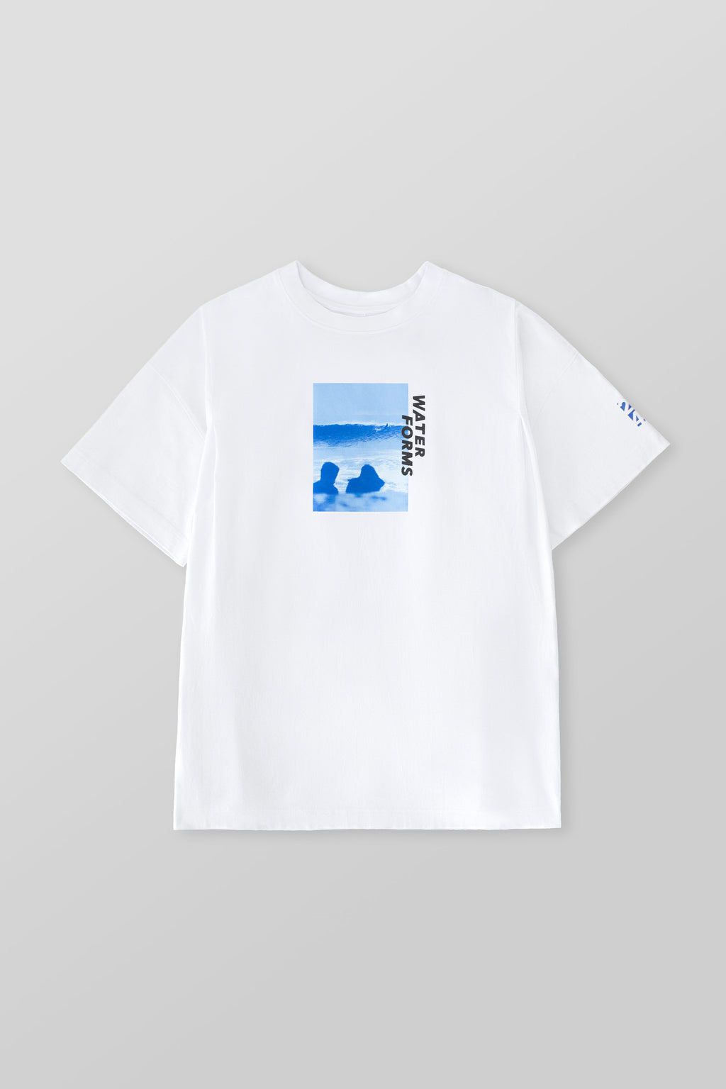 'Together by the sea' T-shirt (White) - Mercanie