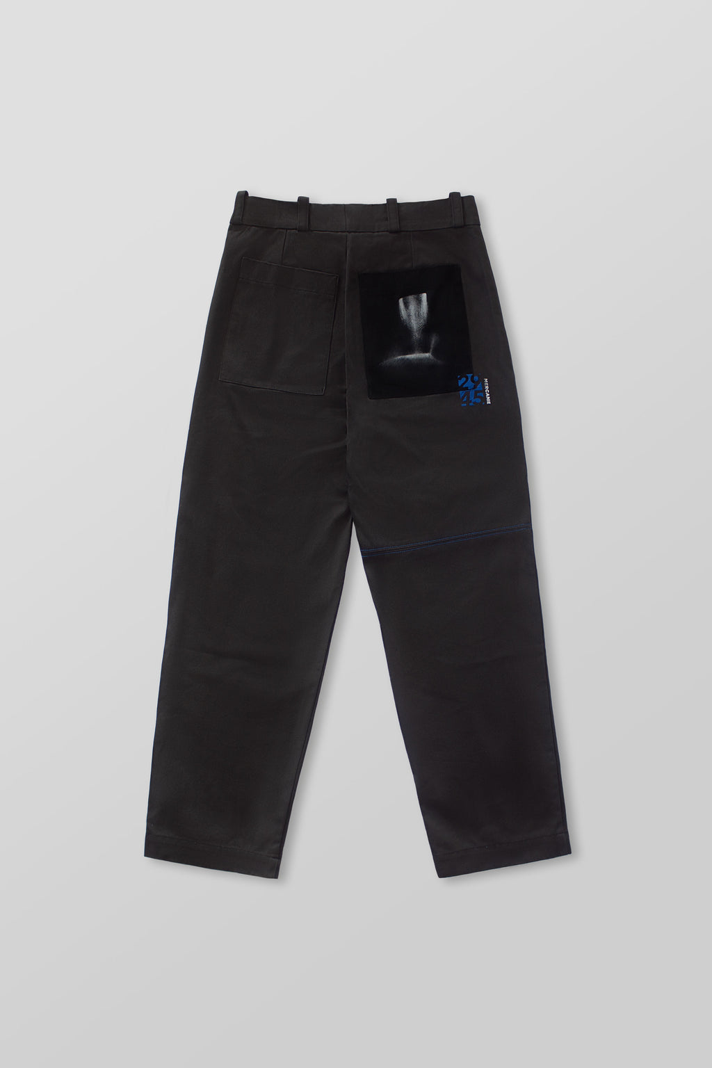 'The Deepest Light' Trousers (Shadow Gray)
