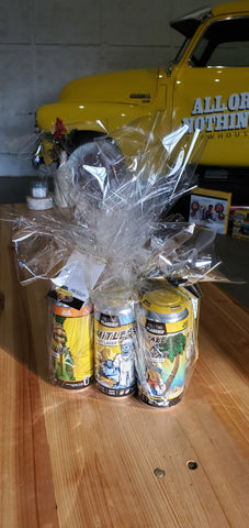 Mixed 6-Pack Gift Pack (w/wrapping & Card)