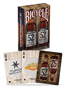 Bicycle Brand Craft Beer Card Set