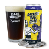 Snooze You Lose Brown Ale - 473 ml