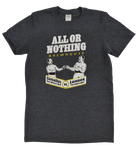 Heather AON Logo Tee - All or Nothing Brewhouse