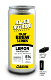 Lemon Spritzer - 296 ml - All or Nothing Brewhouse