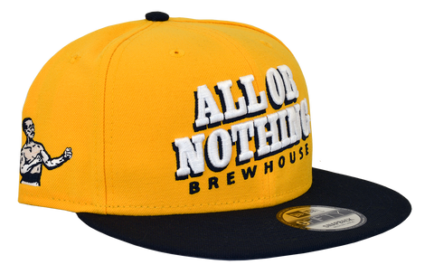 New-Era All or Nothing Snap-Back Hat