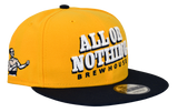 New-Era All or Nothing Snap-Back Hat - All or Nothing Brewhouse