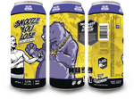 Snooze You Lose Honey Brown Ale - 473mL - All or Nothing Brewhouse