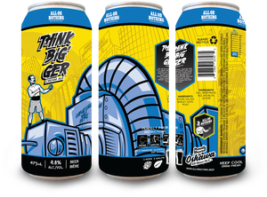 Think Big'Ger Cream Ale - 473mL