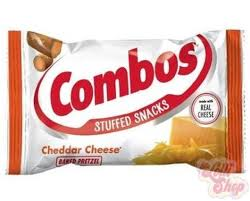 Cheddar Cheese Combos