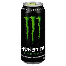 Monster Energy - 473 ml