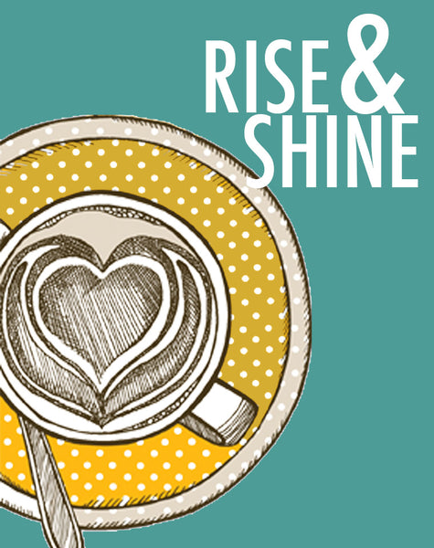 Rise and Shine is my way of starting the day with you – just as if we're chatting over a hot cup of coffee or tea! I share my favorite deals of the day, highlights from yesterday, and anything else that might help you save time, money or energy