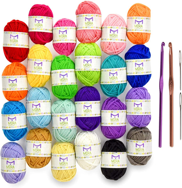 Temperature Blankets Record The Weather Each Day Of The Year In Different Yarn Color