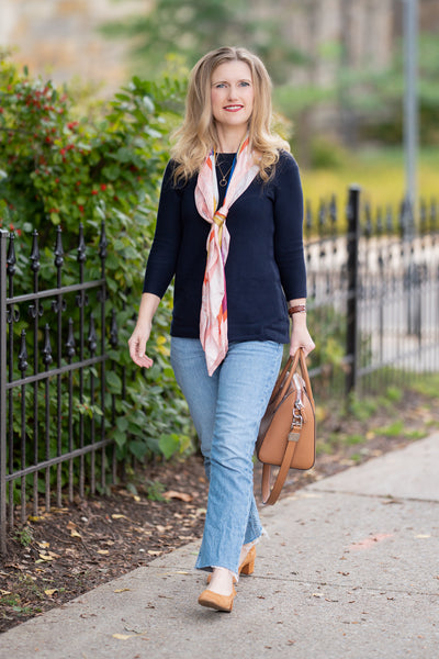 This post is in partnership with Talbots
