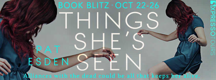 Things She's Seen Book Blitz #Giveaway
