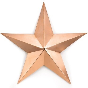 Brilliant Star Wall Decor