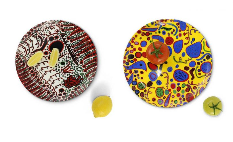 Yayoi Kusama Collaborates With Third Drawer Down on Collectible
