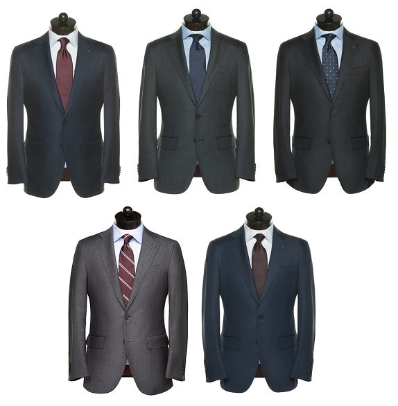 Monday Men's Sales Tripod – The Best Deal in Suits Gets Better, UNIQLO Free Shipping, & More