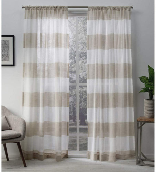 It comes as a surprise to a lot of people just how many types of curtains are available