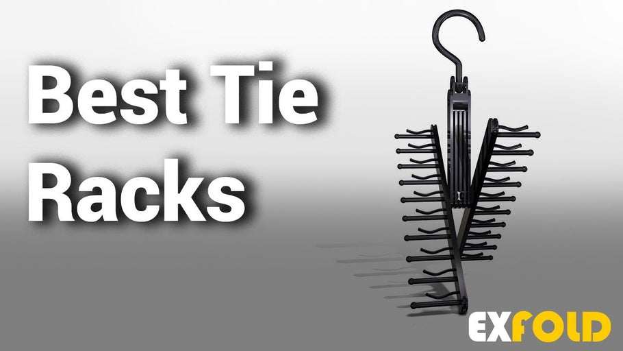 10 Best Tie Racks with Review & Details - Which is the Best Tie Rack?- 2019 Click Here to Buy: