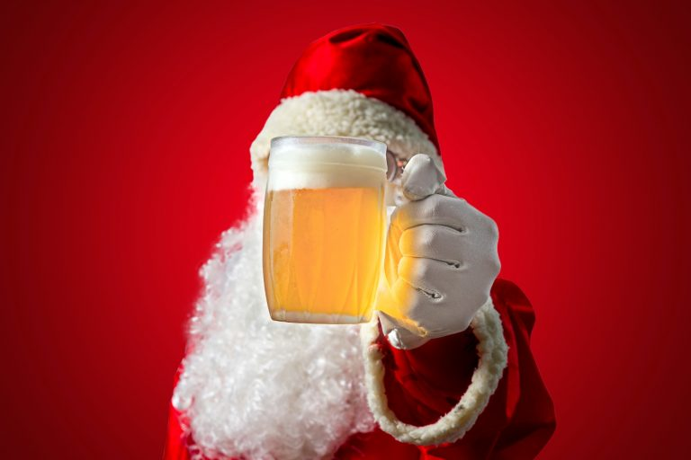 Make it a very beery Christmas this year