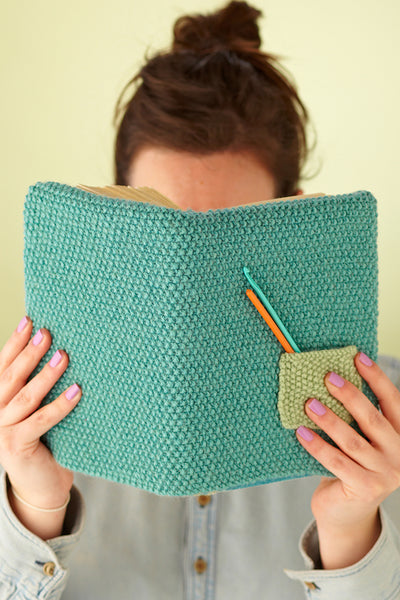 Book-Themed Knitting Patterns