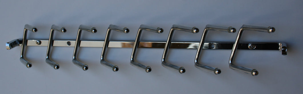Wall Mounted Tie Rack, 14