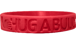 All Silicone Wristbands With Awareness Messages