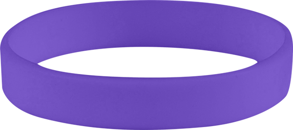 Silicone Solid Wristbands