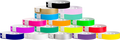 "Soft Comfort Plastic Slim 2"" Stub Snapped Wristbands"