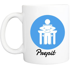 Prepit Coffee Mug - Prep it