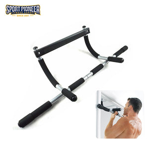 Indoor Sports Equipment Pull Up Bar Wall Chin Up Bar Gymnastics Horizontal Bar with Multiple Uses - Prep it