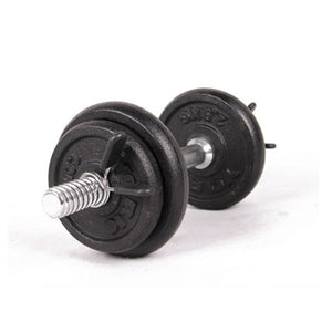 Barbell Lock 2Pcs 30mm Barbell Gym Weight Lifting Bar Dumbbell Lock Clamp Spring Collar Clips - Prep it