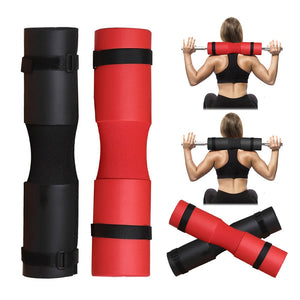 45*10CM Foam Barbell Pad Cover For Gym Weight Lifting Cushioned Squat Shoulder Back Support Neck & Shoulder Protective Pad - Prep it