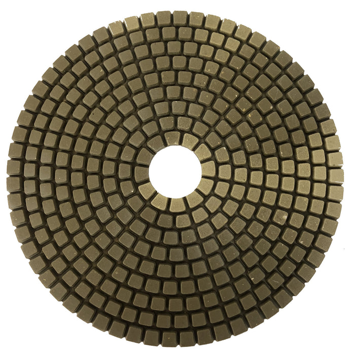 WORX+ Flex 5 Polishing Pad - 125mm (5in)- 200 Grit