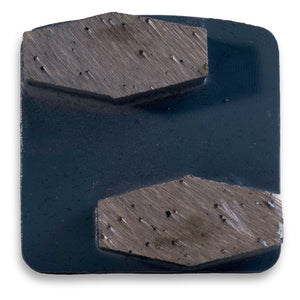 WORX+ Impact M Bond - 2 Diamond Para SEG - 16 Grit, Surface Plus US